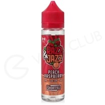 Peach Raspberry Shortfill E-Liquid by Razz & Jazz 50ml