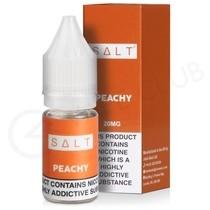 Peachy Nic Salt E-Liquid by Salt