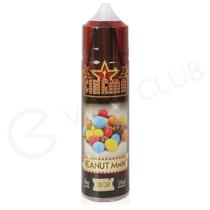 Peanut Chocolate Shortfill E-Liquid by Cinema 50ml