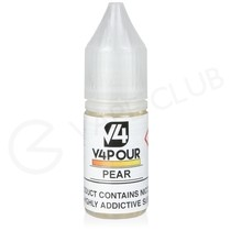 Pear E-Liquid by V4 Vapour