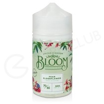 Pear Elderflower Shortfill E-Liquid by Bloom 50ml