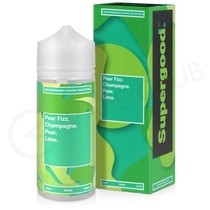 Pear Fizz Shortfill E-Liquid by Supergood 100ml