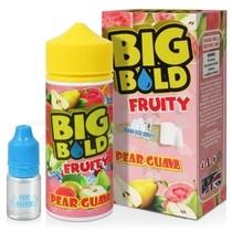 Pear Guava Shortfill E-Liquid by Big Bold 100ml