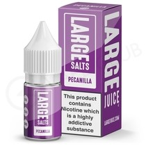 Pecanilla Nic Salt E-Liquid by Large Juice