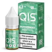 Peppermint Menthol E-Liquid by QIS