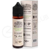 Peppermint Sweets Shortfill E-Liquid by Tonix 50ml