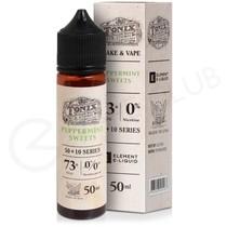 Peppermint Sweets Shortfill E-Liquid by Tonix 50ml
