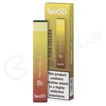 PIna Colada Beco Bar Disposable Device