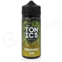 Pineapple Gin Shortfill E-Liquid by Tonics 100ml