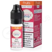 Pink Berry E-Liquid by Dinner Lady 50/50
