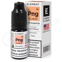 Pink Grapefruit E-Liquid by Element 50/50