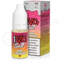 Pink Lemonade Nic Salt E-Liquid by IVG