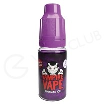 Pinkman Ice E-Liquid by Vampire Vape