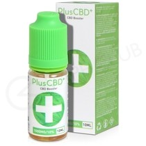 Plus CBD High PG E-Liquid by Honest Hemp