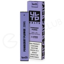Pomberry Plunge Beco Bar ULTD Disposable