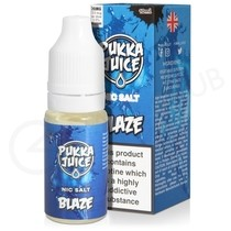 Pukka Blaze Nic Salt eLiquid by Pukka Juice