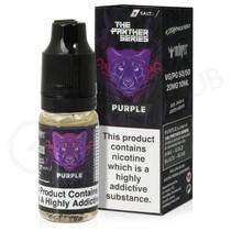 Purple Panther Nic Salt E-Liquid by Dr Vapes