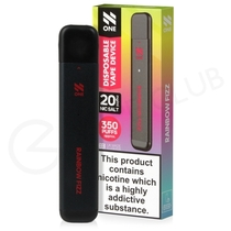 Rainbow Fizz N One Disposable Vape