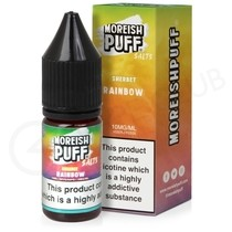 Rainbow Sherbet Nic Salt E-Liquid by Moreish Puff