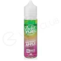 Raspberry Apple Shortfill E-Liquid by Pocket Fuel 50ml
