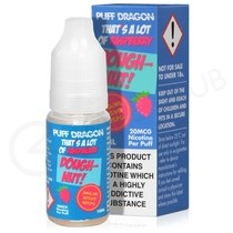 Raspberry Doughnut eLiquid by Puff Dragon