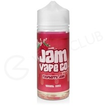 Raspberry Jam Shortfill E-Liquid by Jam Vape Co. 100ml