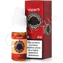 Raspberry Mocha eLiquid by VaporFi