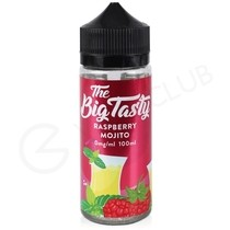 Raspberry Mojito eLiquid by The Big Tasty 100ml