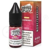 Raspberry Sherbet Nic Salt E-Liquid by Moreish Puff