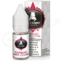 Raspberry White Cookie Nic Salt E-liquid by Jack Rabbit