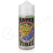Raved Wicked Watermelon Shortfill E-Liquid by Vybes 100ml