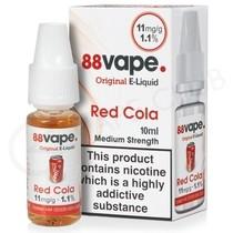Red Cola E-Liquid by 88Vape