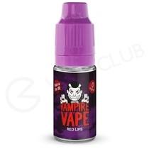 Red Lips E-Liquid by Vampire Vape