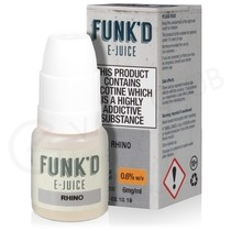 Rhino eLiquid by Funk'd