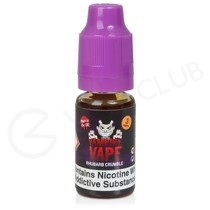 Rhubarb Crumble E-Liquid by Vampire Vape