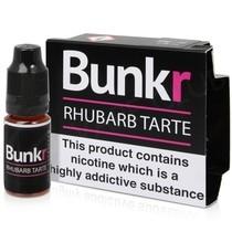 Rhubarb Tarte eLiquid by Bunkr