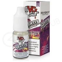 Riberry Lemonade Nic Salt E-Liquid by IVG Mixer