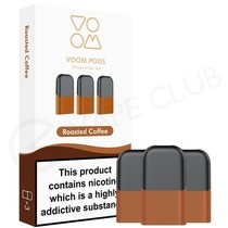 Roasted Coffee Prefilled Pod by Voom