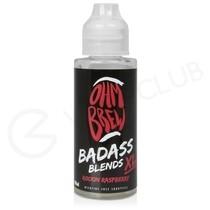 Rockin Raspberry Shortfill E-Liquid by Ohm Brew Badass Blends XL 100ml
