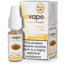 Rolling Leaf E-Liquid by 88Vape Any Tank