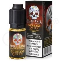 Scream Queen E-Liquid by Pure Evil
