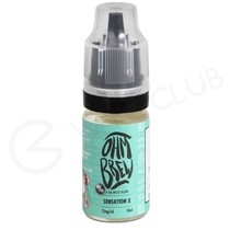 Sensation X E-liquid by Ohm Brew 50/50 Nic Salts