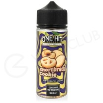 Shortbread Cookie Shortfill E-Liquid by One Hit Wonder 100ml