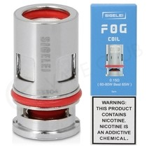 Sigelei Fog Pod Replacement Coils