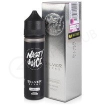 Silver Blend Shortfill E-liquid by Nasty Juice Tobacco