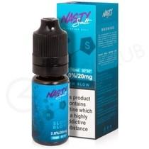 Slow Blow Nic Salt E-liquid by Nasty Salts