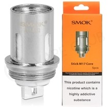 Smok M17 Replacement Vape Coils