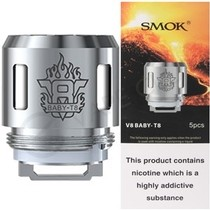 Smok V8 Baby T8 Replacement Vape Coils