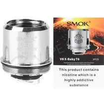 Smok V8 X-Baby T6 Replacement Vape Coils