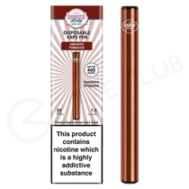 Smooth Tobacco Dinner Lady Disposable Vape